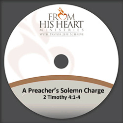 A Preacher's Solemn Charge