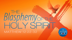 The Blasphemy of the Holy Spirit