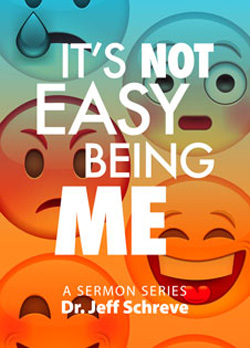 It's Not Easy Being Me - SERIES