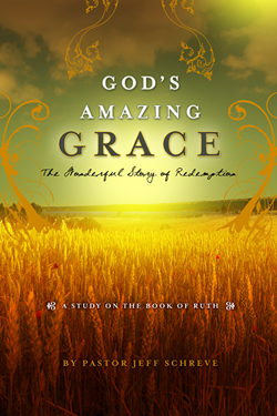 God's Amazing Grace: The Wonderful Story of Redemption - Series