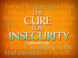 The Cure for Insecurity