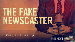 The Fake Newscaster