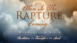 When Is The Rapture Coming?