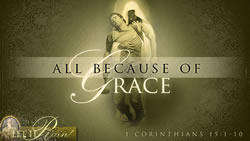 All Because of Grace