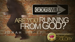 Are You Running from God?