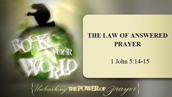 The Law of Answered Prayer