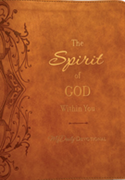 The Spirit of God Within You - Daily Devotional Book