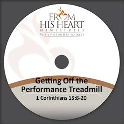 Getting Off  the Performance Treadmill