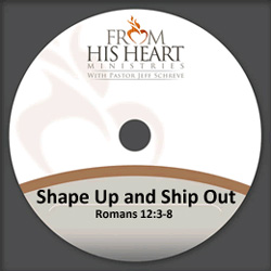 Shape Up and Ship Out