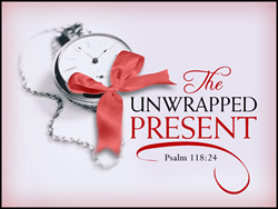 The Unwrapped Present