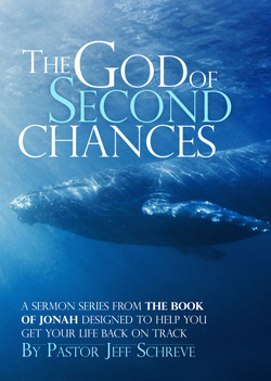 The God of Second Chances: Getting Your Life on Track - Series
