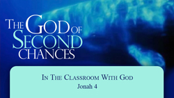 In the Classroom with God