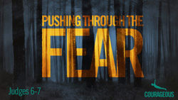 Pushing through the Fear