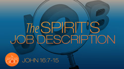 The Spirit's Job Description