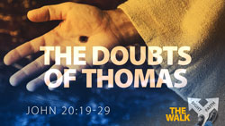 The Doubts of Thomas