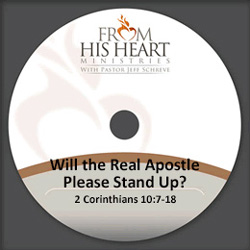 Will the Real Apostle Please Stand Up?