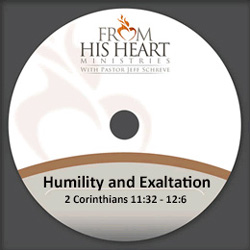 Humility and Exaltation