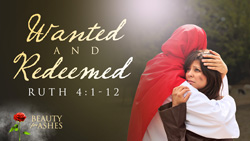 Wanted and Redeemed