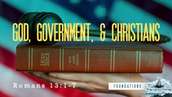 God, Government and Christians