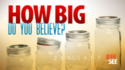How Big Do You Believe?