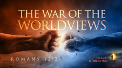 The War of the Worldviews