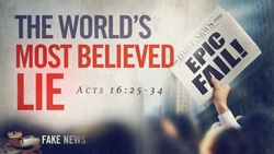 The World's Most Believed Lie