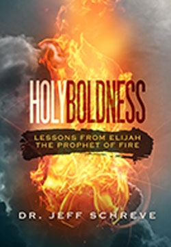 Holy Boldness: Lessons from Elijah the Prophet of Fire - Series