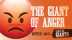 The Giant of Anger