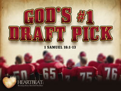 God's #1 Draft Pick