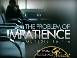 The Problem of Impatience