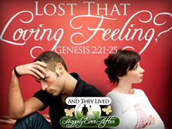 Lost that Loving Feeling?