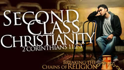 Second Class Christianity
