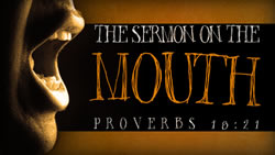 The Sermon on the Mouth