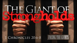 The Giant of Strongholds