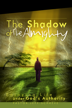 The Shadow of the Almighty: Enjoying Life Under God's Authority - Series