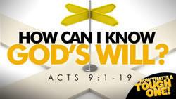 How Can I Know God's Will?