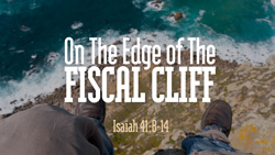 On the Edge of the Fiscal Cliff