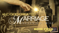 And God Created Marriage