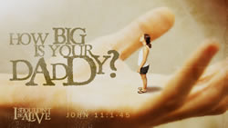 How Big is Your Daddy?