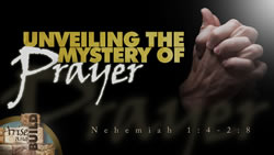 Unveiling the Mystery of Prayer
