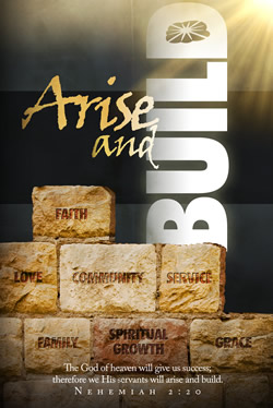 Arise and Build: A Study from the Book of Nehemiah - Vol. 1 - Series