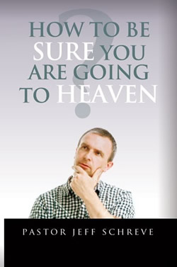 How to be Sure You are Going to Heaven - Booklet PDF