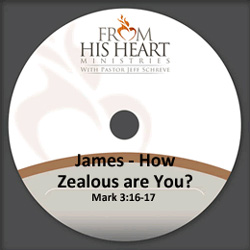 James - How Zealous Are You?