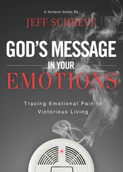 God's Message in Your Emotions: Tracing Emotional Pain to Victorious Living - Series