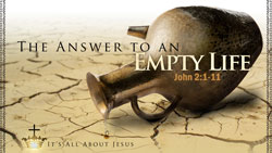 The Answer to an Empty Life