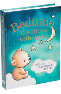 Bedtime Devotions with Jesus - BOOK
