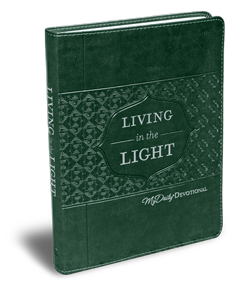 Living in the Light - Devotional