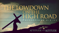 The Lowdown on the High Road