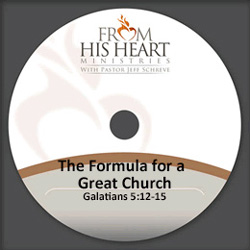 The Formula for a Great Church