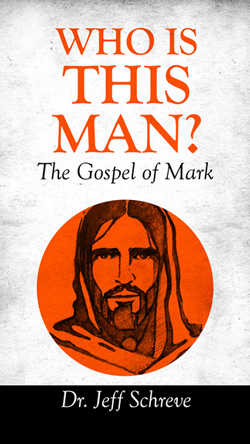 Who Is This Man?:  The Gospel of Mark